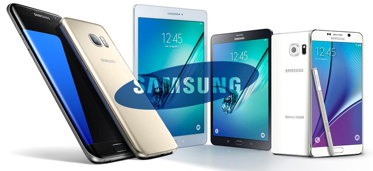 Recambios Samsung Galaxy