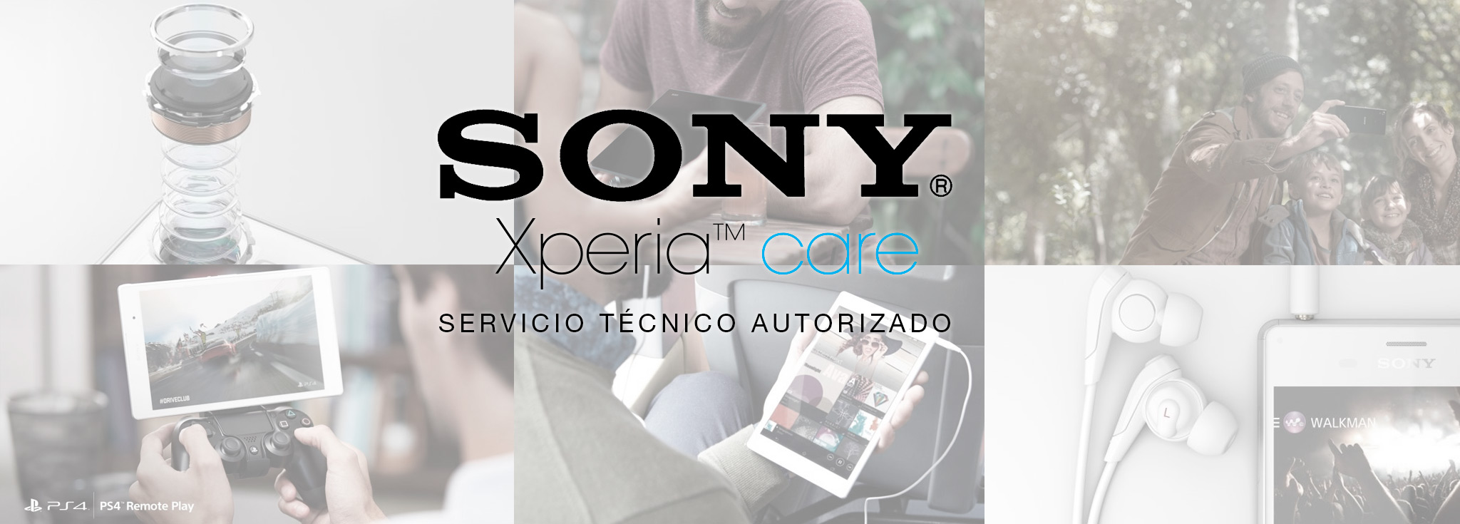 SONY Xperia Care